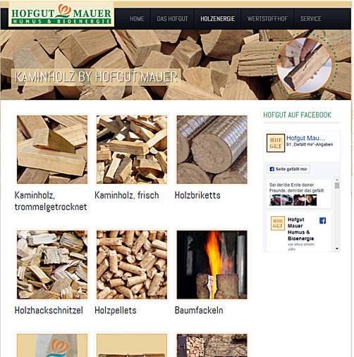 brennholz vom hofgut mauer in korntal-muenchingen
